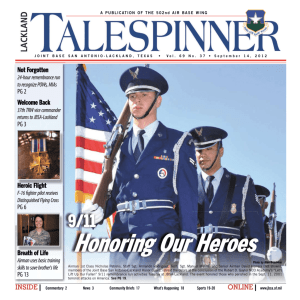 Honoring Our Heroes - San Antonio Express-News