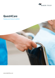 The key features of Quest4Care