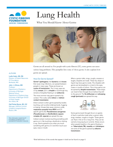 Lung Health - University of Chicago Medicine Comer Children's