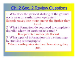 Ch. 2 Sec. 2 Review Questions