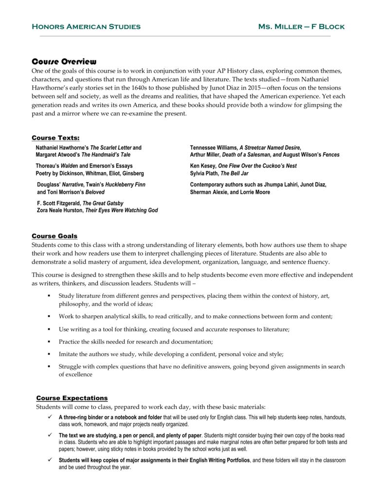 course guidelines - Newton Public Schools