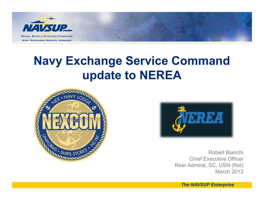 Navy Exchange Service Command Navy Exchange
