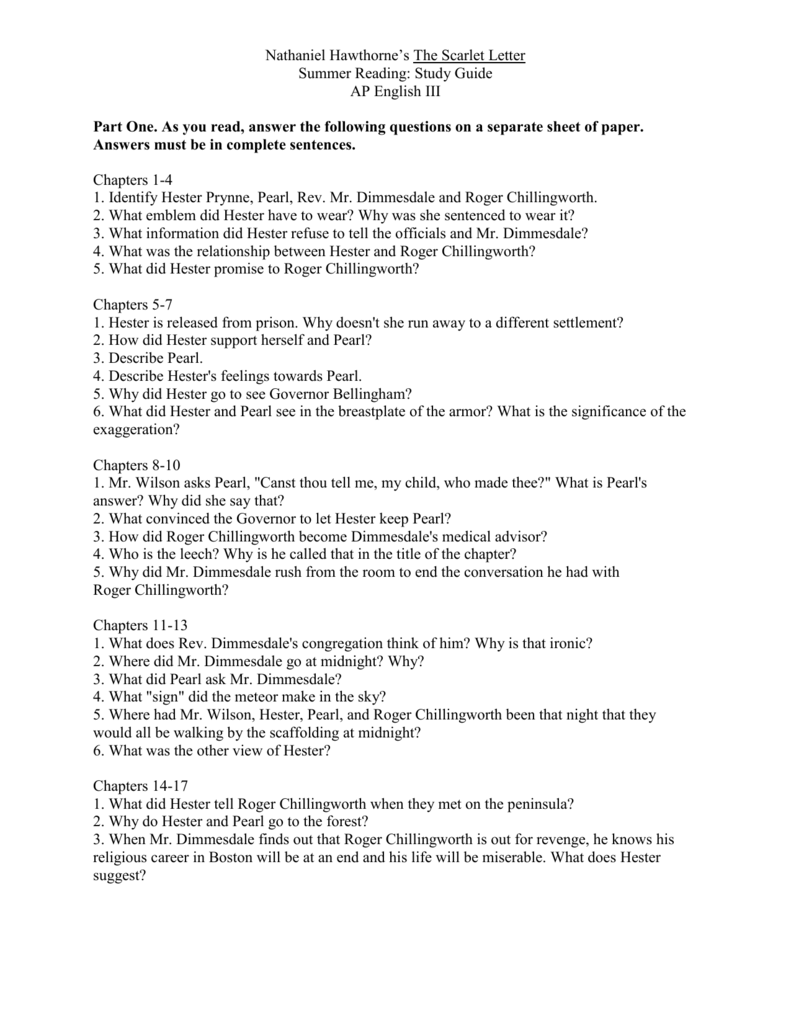 a discussion on the four sins in the scarlet letter These practice questions and answers for the scarlet letter provide an excellent review when prepping for a quiz or test the scarlet letter study guide: practice questions and answers what is the major sin committed by each of the three main characters.