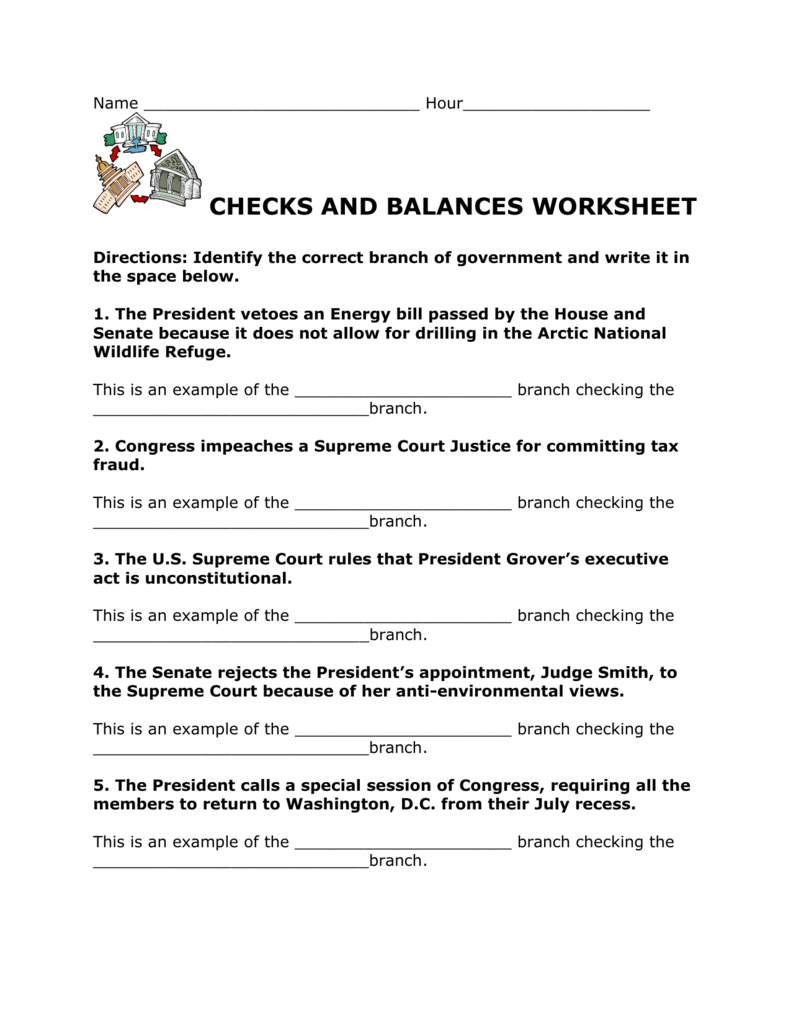 worksheet  checks and balances worksheet  grass fedjp worksheet study site