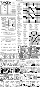 a daily crossword by wayne robert williams