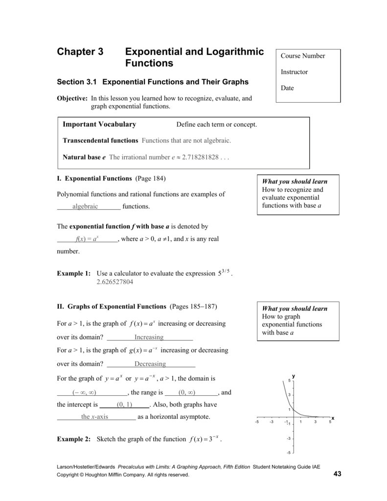 chapter 3 student notes
