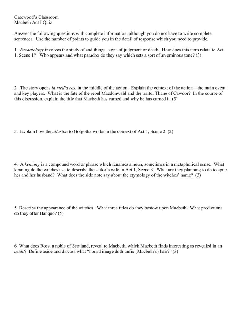 MACBETH ACT 5 QUIZ PDF DOWNLOAD