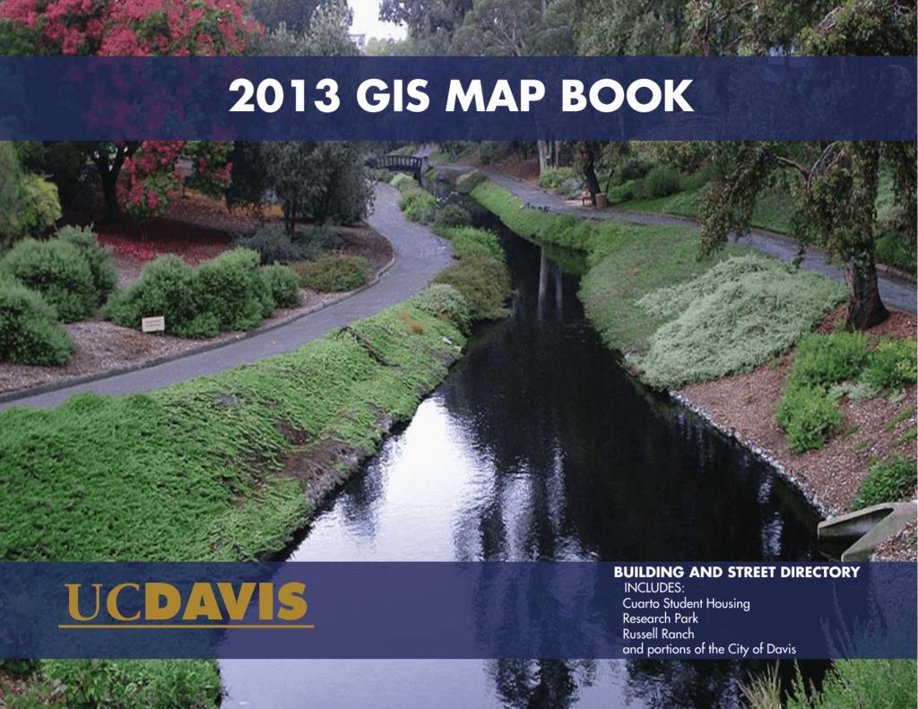 ucdavis 2013 gis map book on