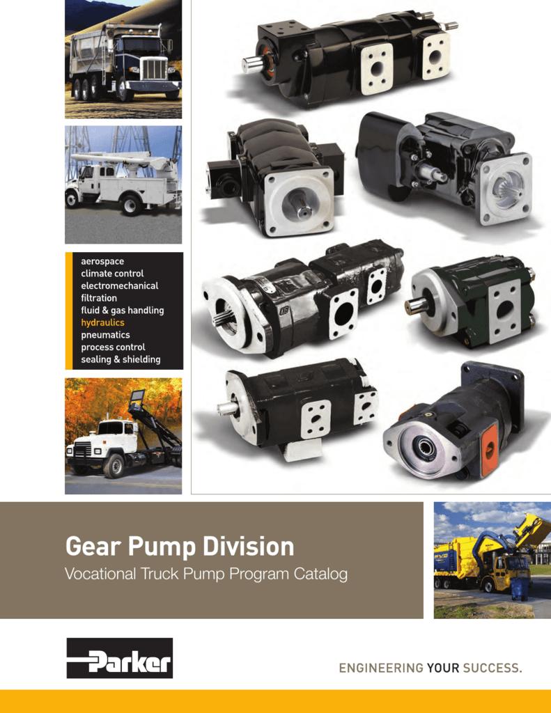 Gear Pump Division