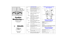 Philips―AACN Cardiac Monitoring Pocket Reference
