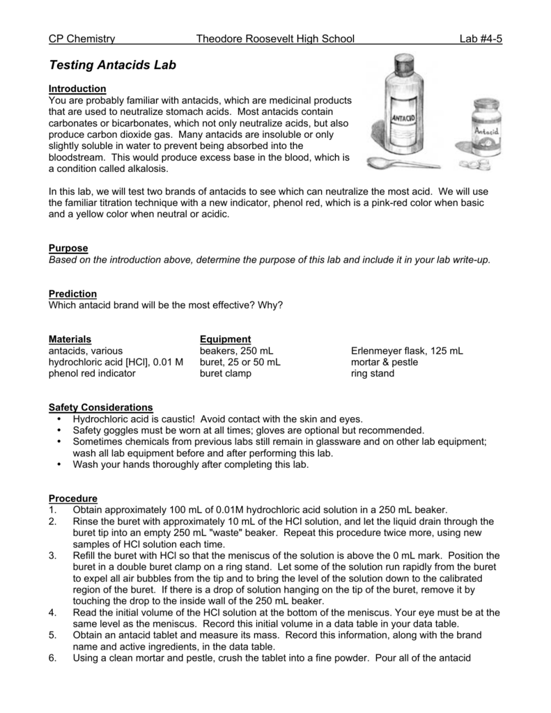 titration laboratory Titration is a common laboratory method of quantitative chemical analysis since concentration is determined by adding a reagent to a specified volume of water, it is.