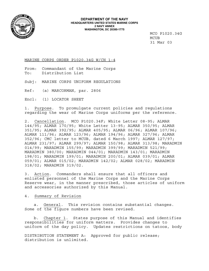 Example Military Deployment Warning Letter Combat Veterans