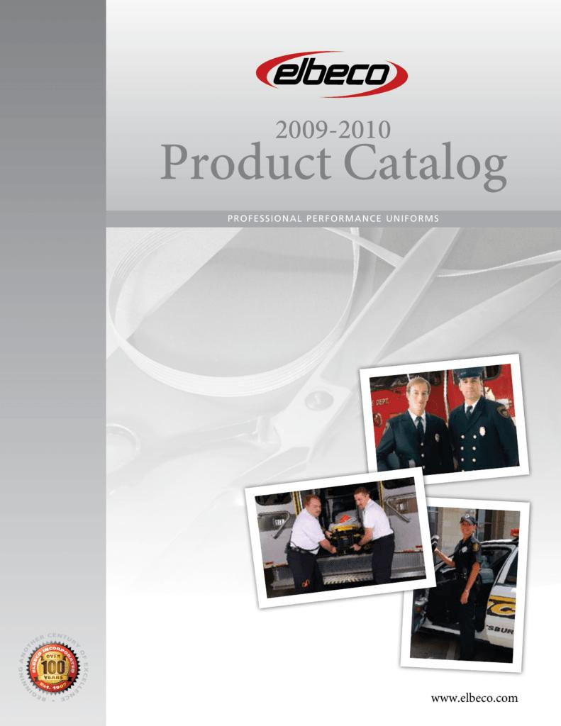 9d67203aa7ba Elbeco Catalog - OfficerStore.com