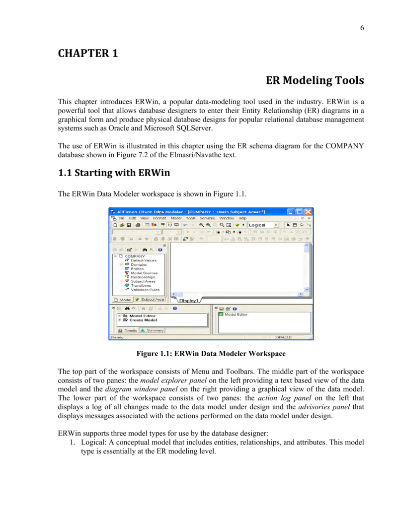Chapter 1 er modeling tools ccuart Images