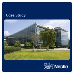 case study on nestle final