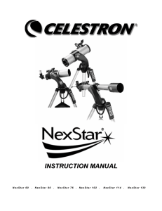 TELESCOPE SIMULATION