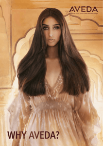 Aveda.co.uk Media Pdf Whyaveda Brandbook