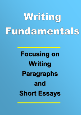 process essay vocabulary Writing: process analysis a directional process essay explains how to do something by clarifying the steps in the procedure so the reader can re-create the steps and the results an informational process essay explains or analyzes a process.