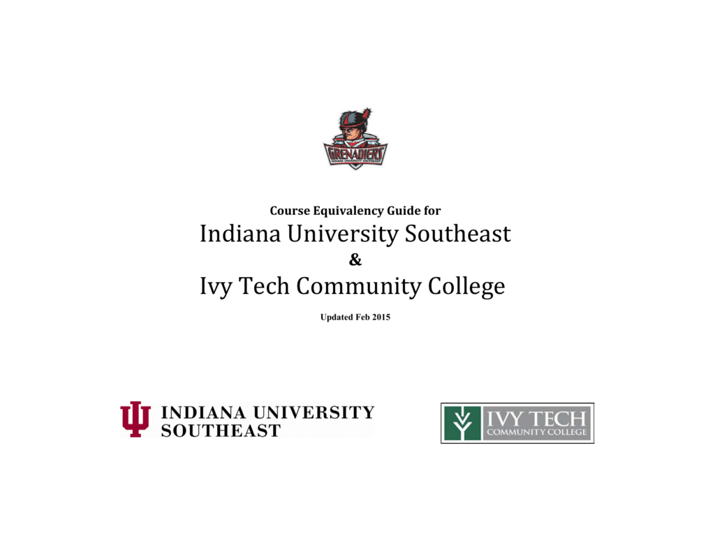 Ivy Tech Community College Transfer Guide