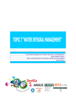 S7.4 Water - anque icce 2012