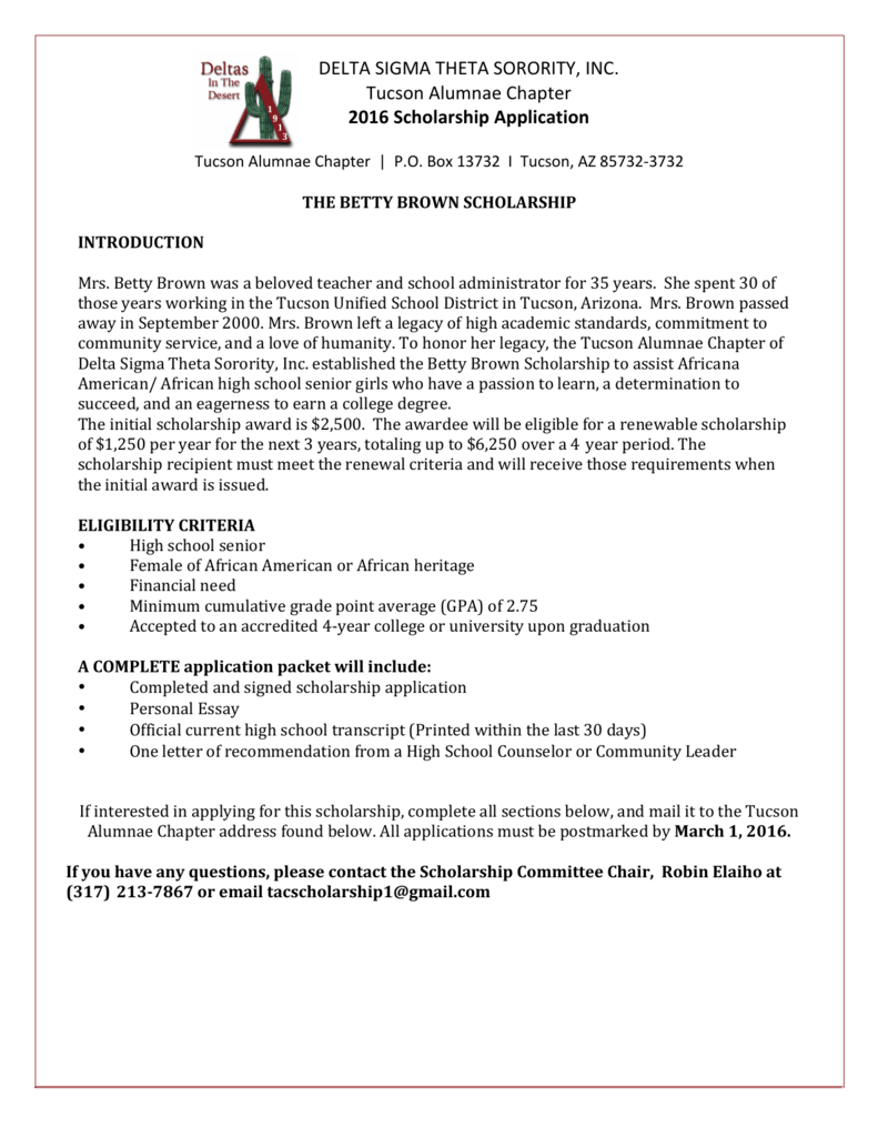 sample recommendation letter for delta sigma theta sorority - Monza