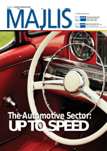 The Automotive Sector: