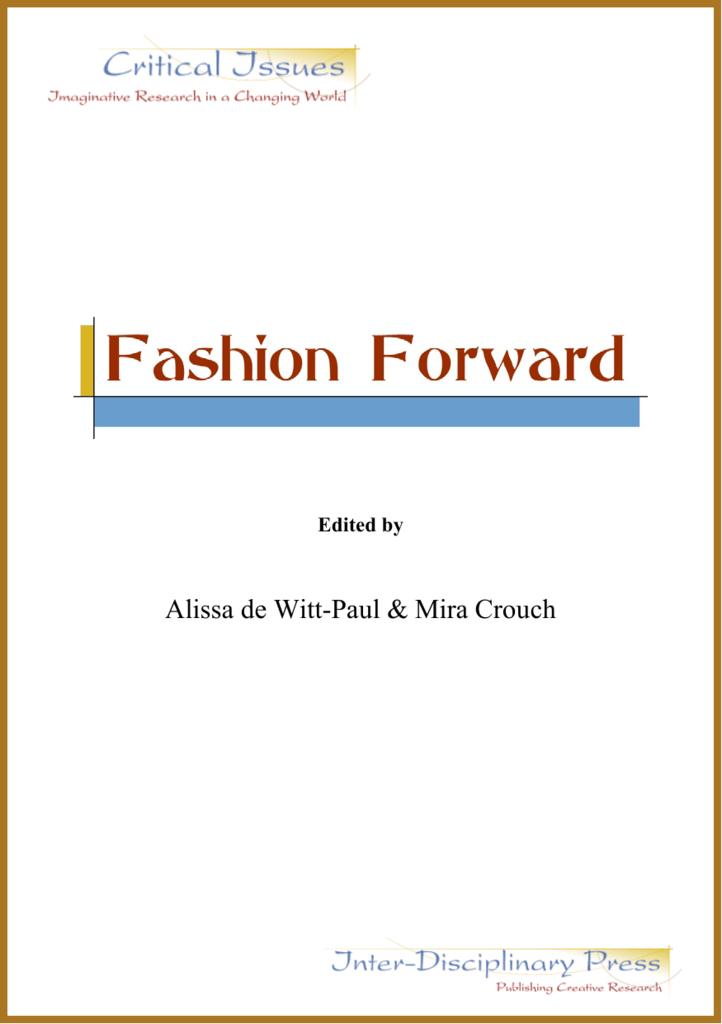 Alissa de Witt-Paul & Mira Crouch