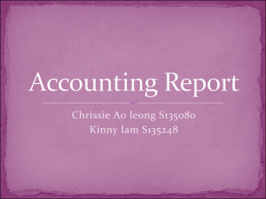 Grey area in accounting practice
