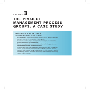 JWD Consulting Case Project