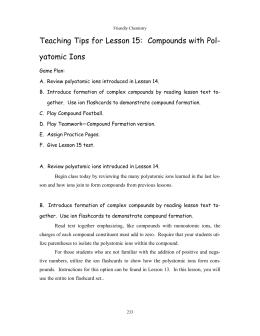 Skills Practice: Mole Ratio Worksheet