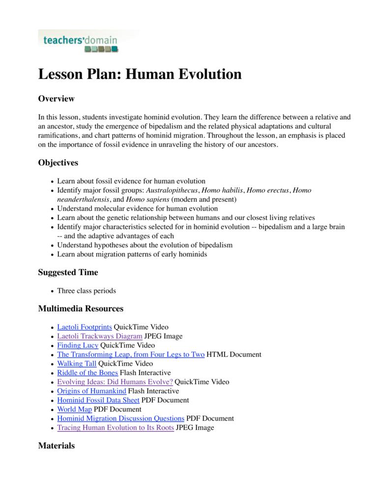 Human evolution publicscrutiny Gallery