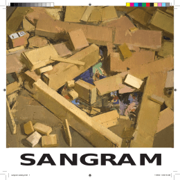 sangram catalog.indd - Steven Harvey Fine Art Projects