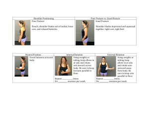 Shoulder Positioning worksheet2