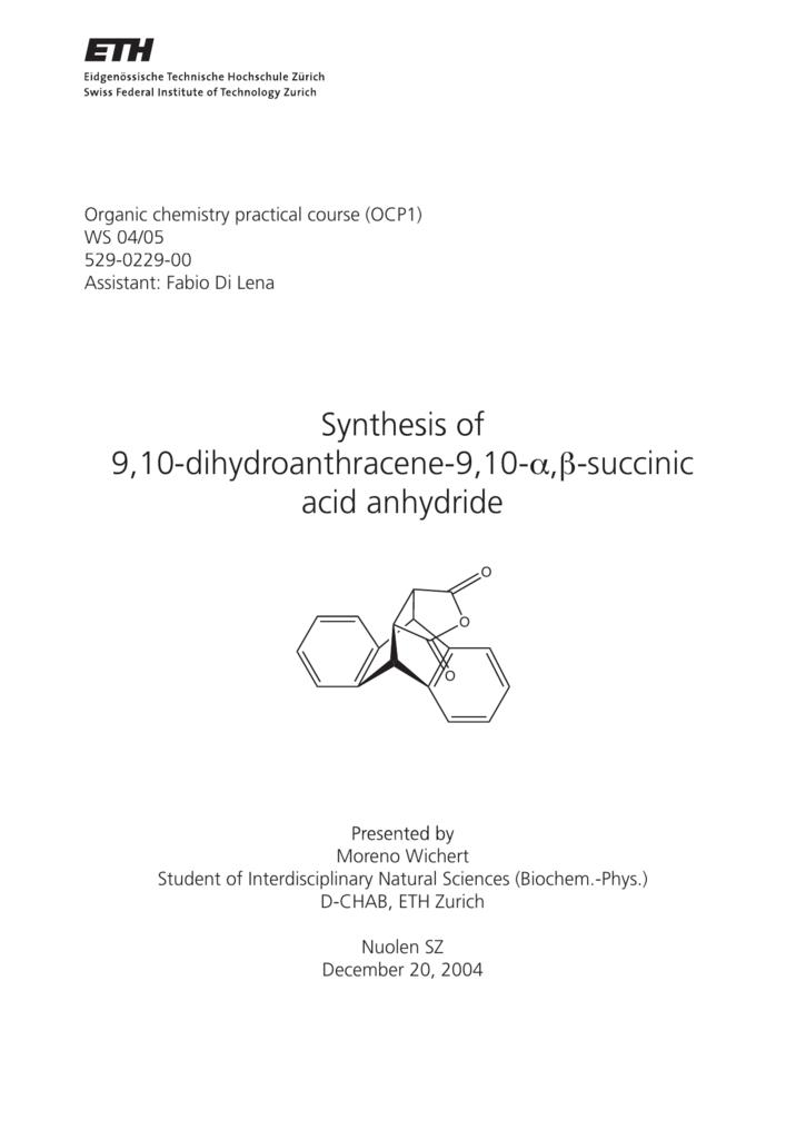 9,10-dihydroanthracene-9,10-α,β