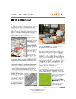 Both Sides Now - Chella Textiles