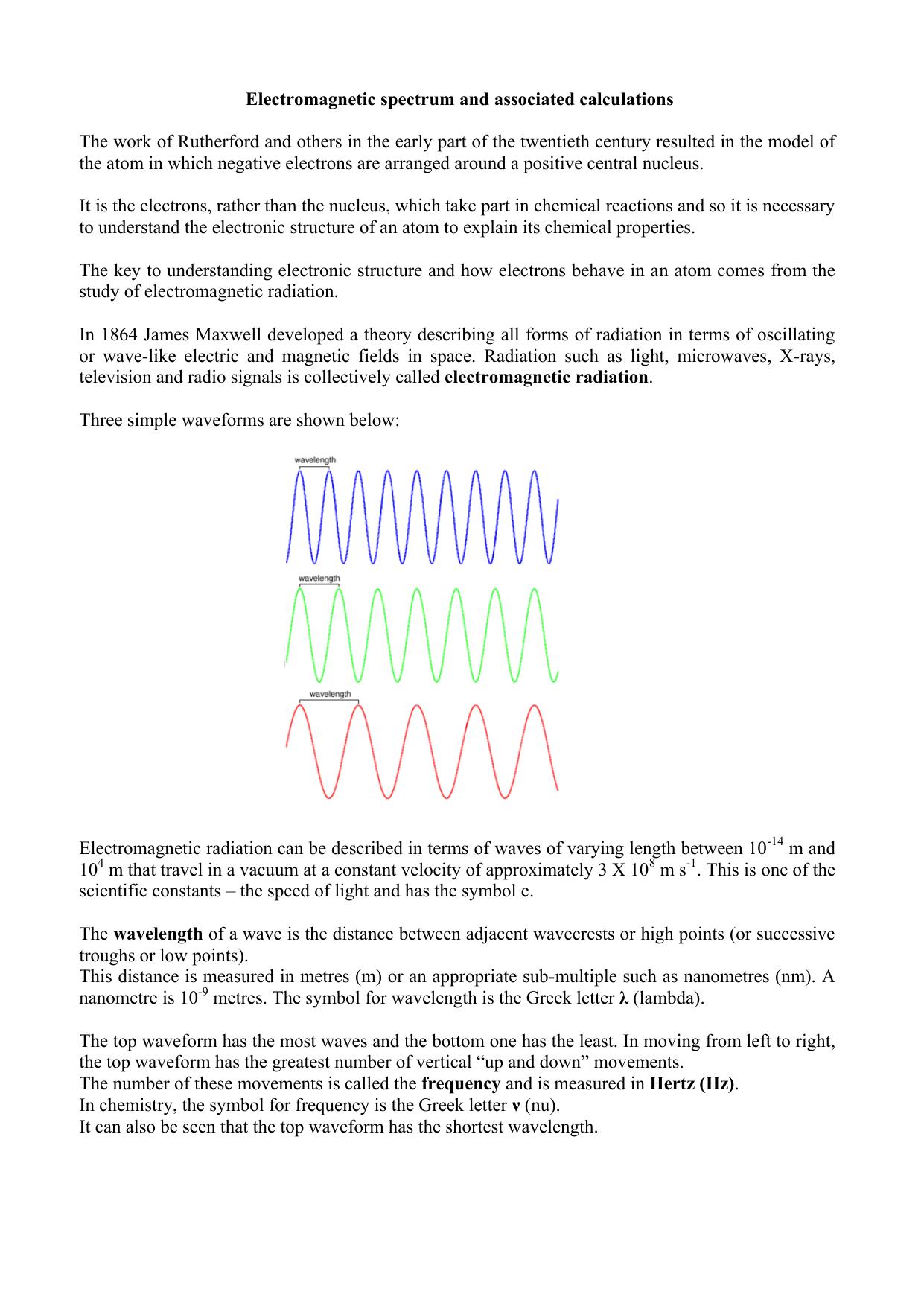 Wavelength Greek Letter Ibovnathandedecker