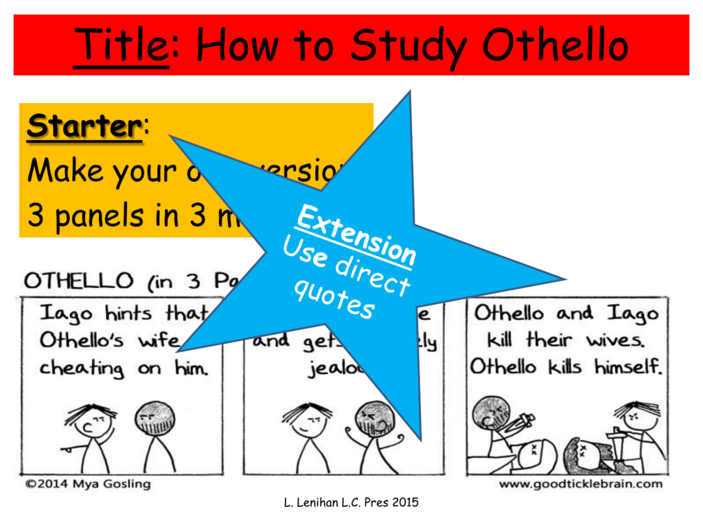 an analysis of the character lago in othello