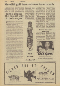 bullets - North Carolina Newspapers