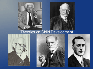 Theories on Child Development