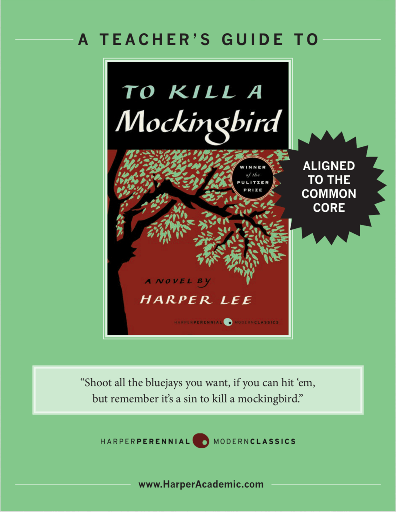 to kill a mockingbird how characters