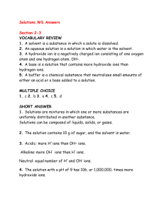 Solutions WS Answers Section 2