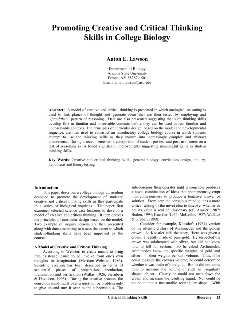 personality descriptive essay nature example