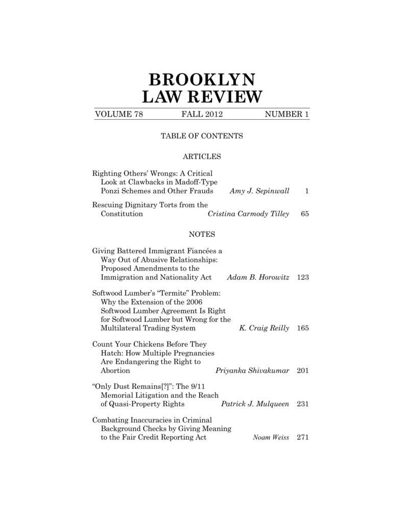PDF - Brooklyn Law School