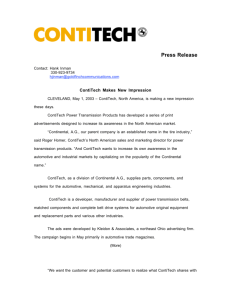 Press Release - Goldfinch Communications Inc.
