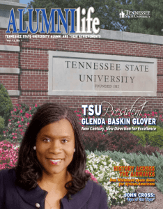 TSUPresident - Tennessee State University