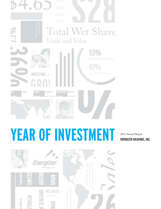 2011 - Investor Relations Solutions