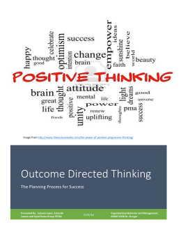 Overcoming obstacles australian blueprint for career development outcome directed thinking malvernweather Image collections