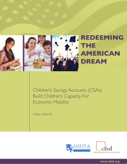 redeeming the american dream
