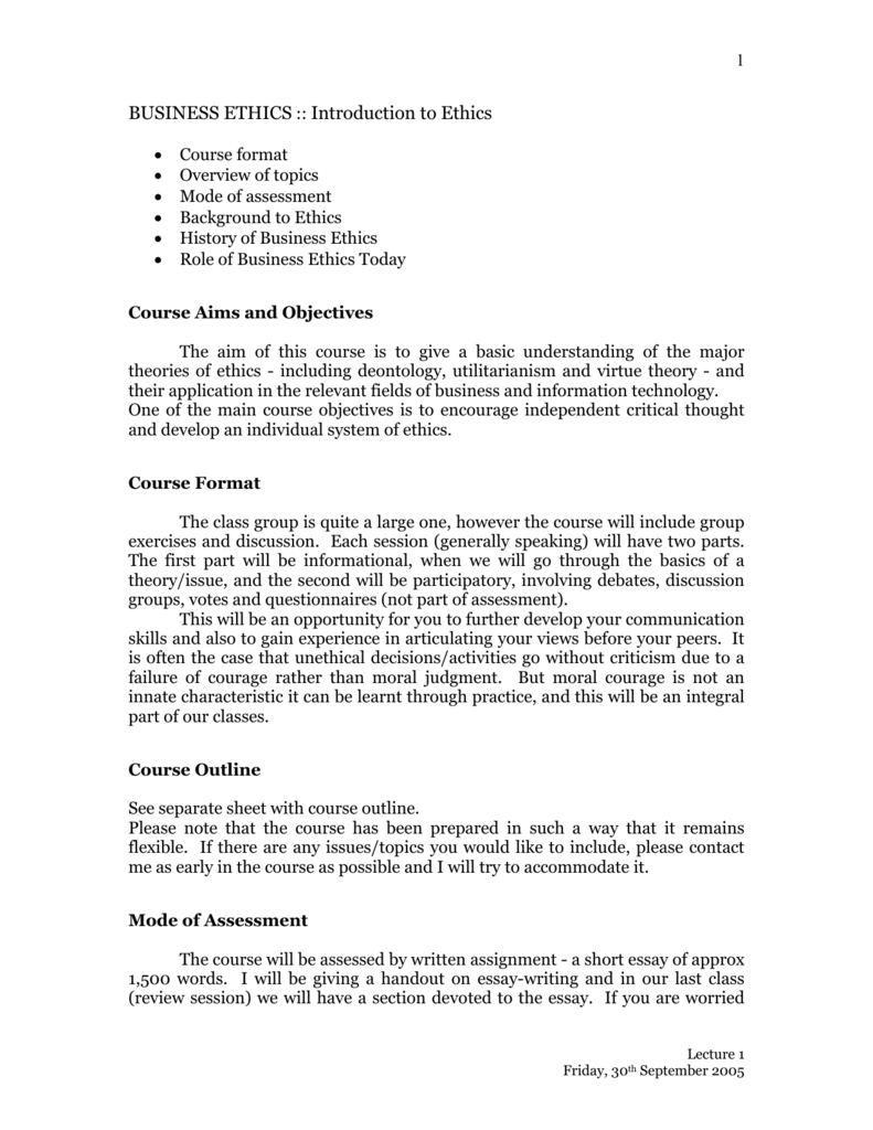 The Crucible John Proctor Essay  Essay Family Life also Essay On Lowering The Drinking Age Business Ethics  Introduction To Ethics Themes For An Essay