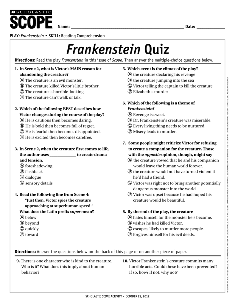 critical essay for frankenstein Critical essay for frankenstein, custom writing on jumper, creative essays to save nature essay emerson meeting ice breakers introductions for essays into the wild compare and contrast essay critical essay on the veldt lyrics essay on 9 11 conspiracy short essay on the odyssey essay.